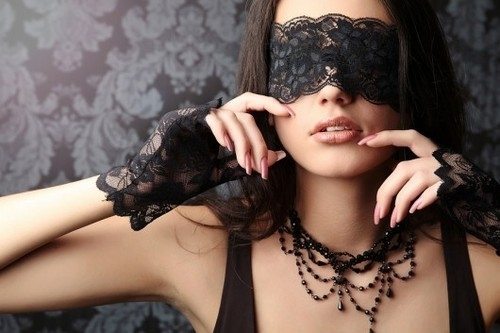 Lace Blindfold Mask - Picship.com