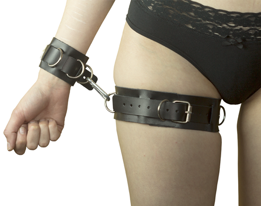 Thigh and Wrist Restraints