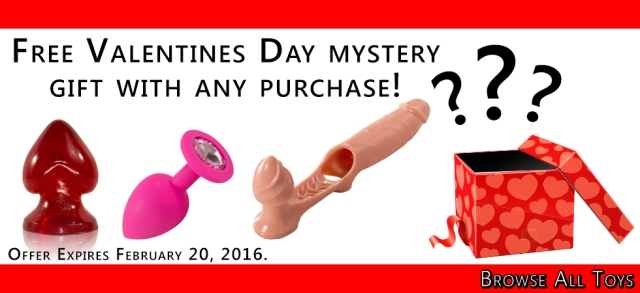 masturgasm valentines day deal 2016